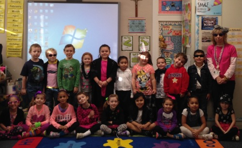Catholic Schools Week! Monday is 80's Day