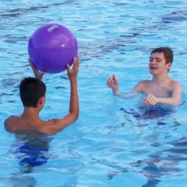 Splash Party - 2015