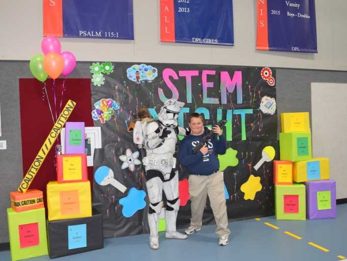 STEM Night 2018