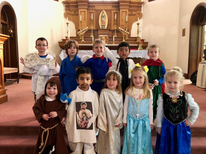 All Saints Day 2018