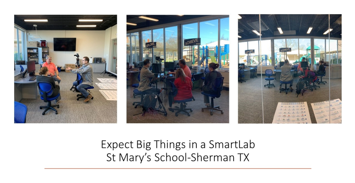 Expect Big Things in a SmartLab